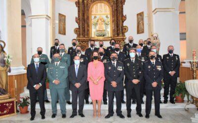 La Policía Local celebra el día de su patrón con un especial reconocimiento por su trabajo durante la pandemia